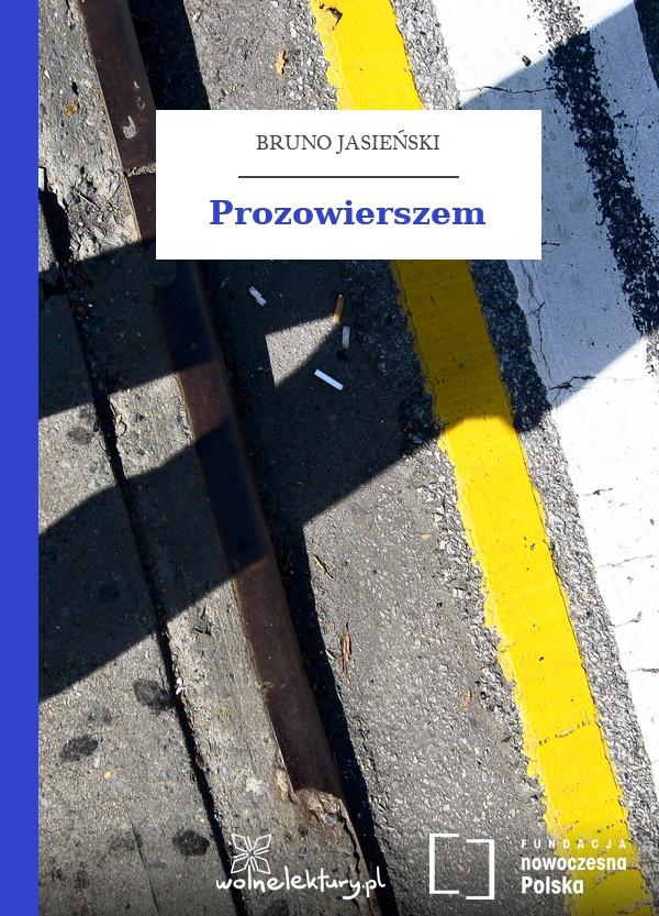 Bruno Jasieński But W Butonierce Tomik Prozowierszem