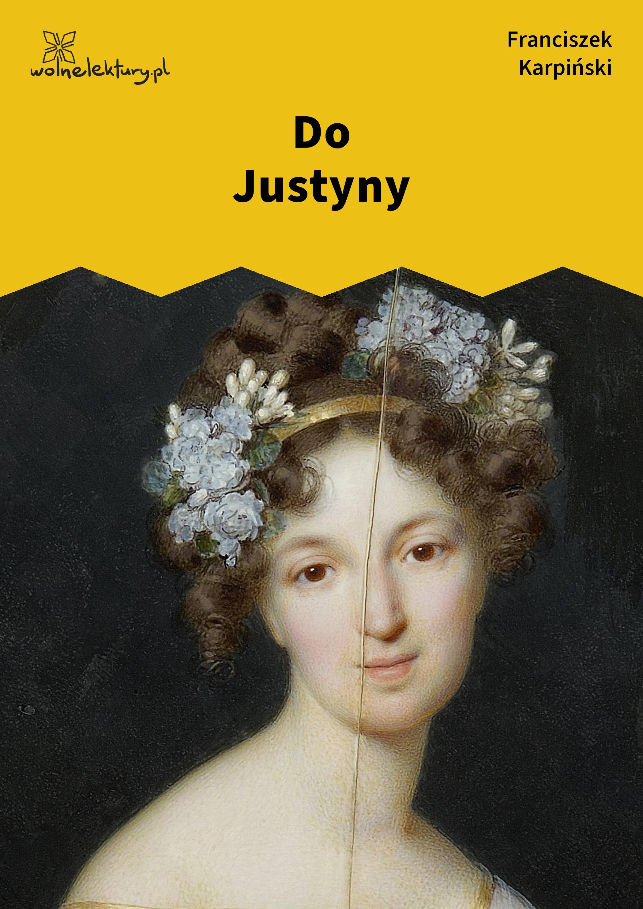 Franciszek Karpiński Przypomnienie Dawnej Miłości Wolne