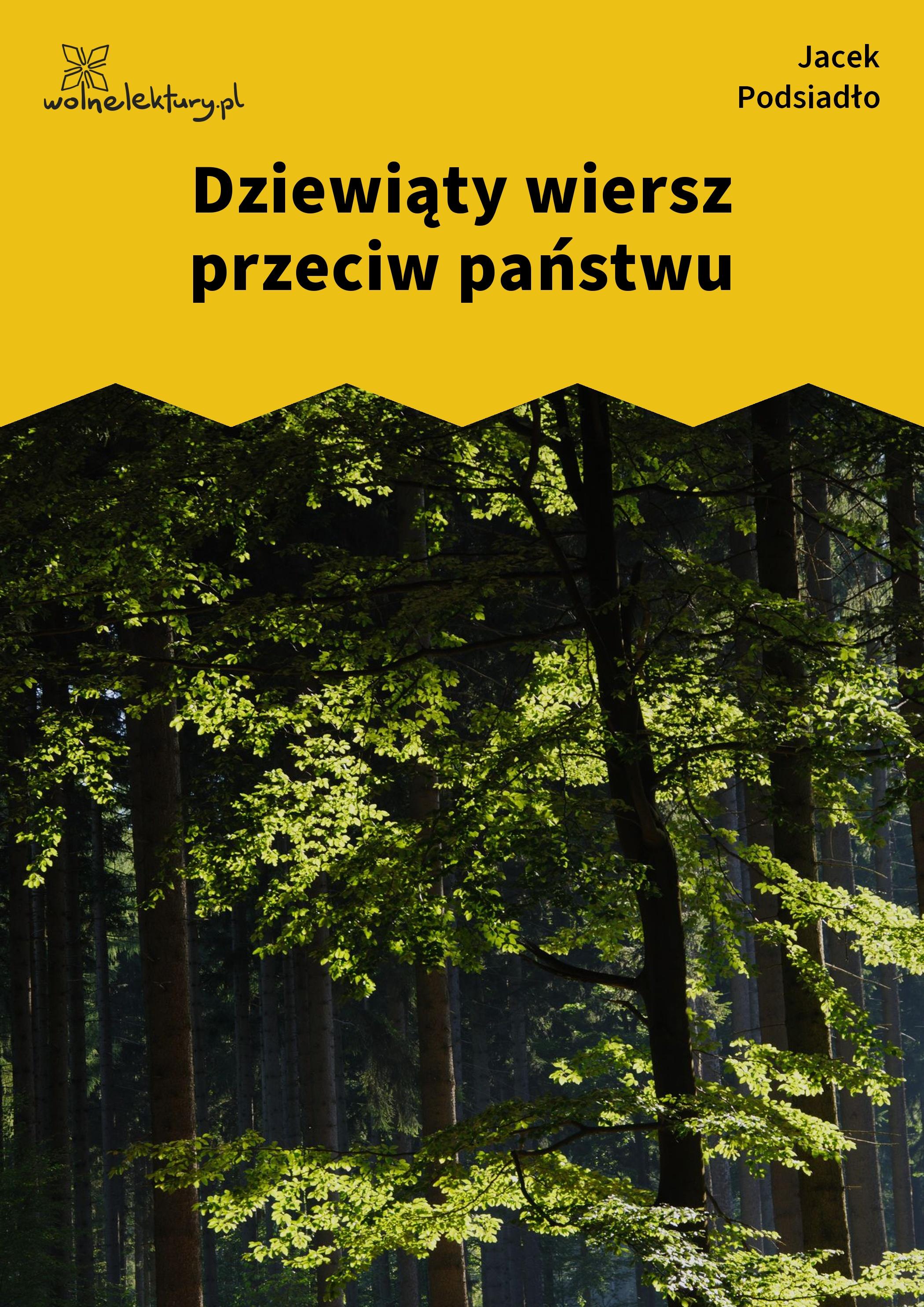 Jacek Podsiadło Wychwyt Grahama Wolne Lektury