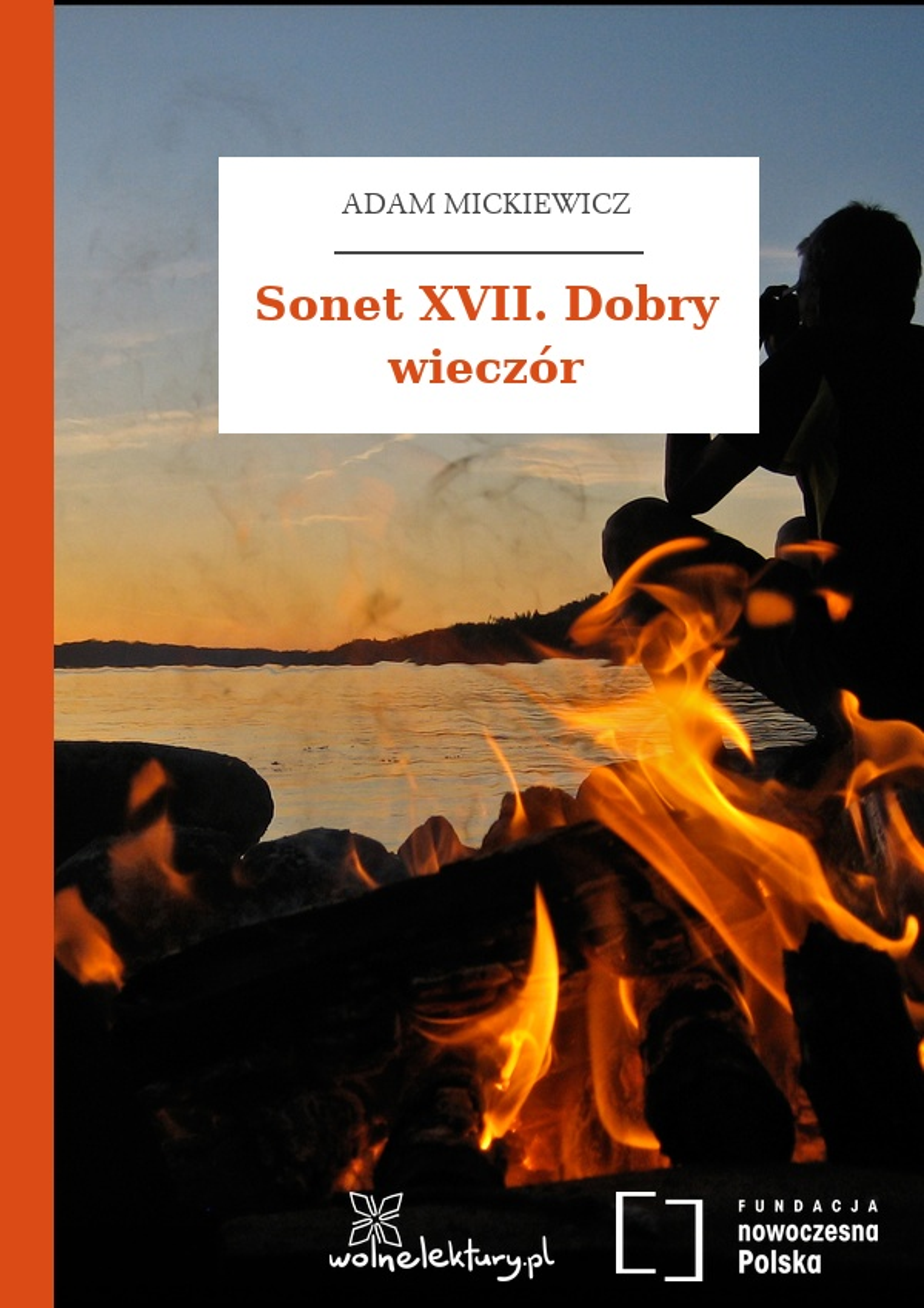 Adam Mickiewicz Sonety Odeskie Dobry Wieczór Wolne Lektury