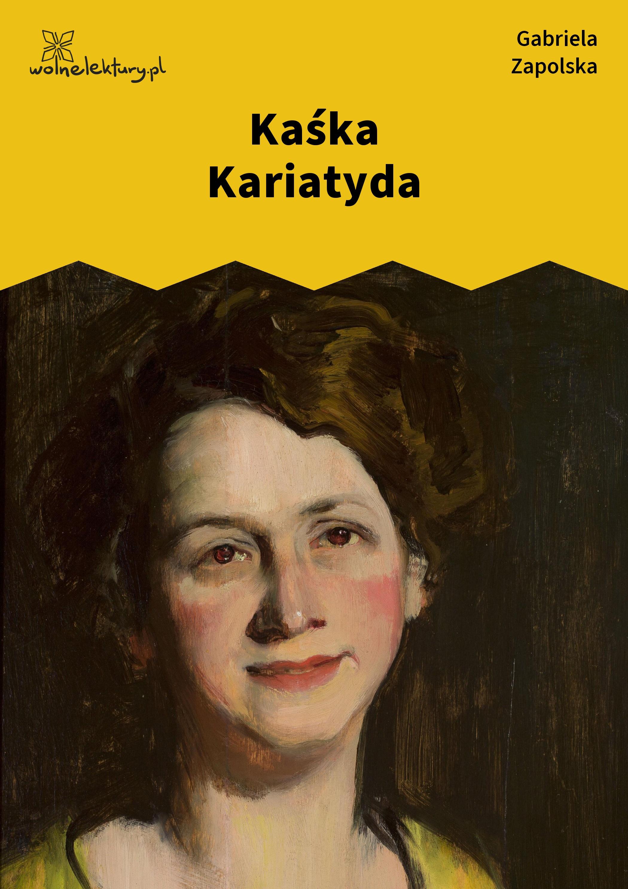 4d478ea66f Wolne Lektury  Gabriela Zapolska