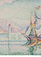 Paul Signac – Antibes-­Ranek
